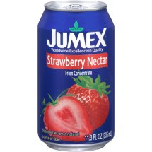 Jumex Fruit Nectar, Strawberry, 11.3 Fl Oz, 1 Count