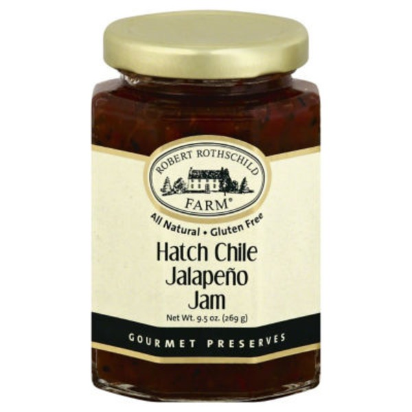 Rothbury Farms Hatch Chile Jalapeno Jam