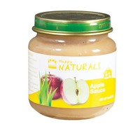 Yummy Naturals 2nd Foods Applesauce Baby Food