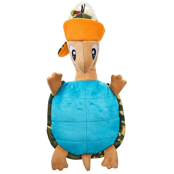 Leaps & Bounds Tough Turtle X-Large Dog Toy