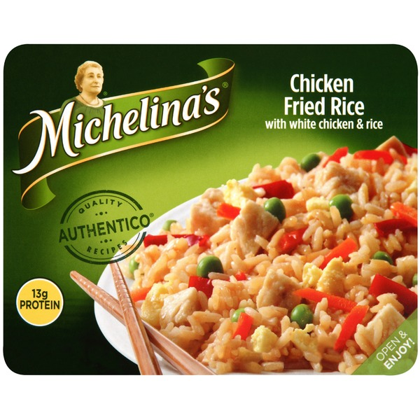 Michelina's Fried Rice Chicken