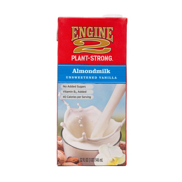 Engine 2 Unsweetened Vanilla Almond Milk