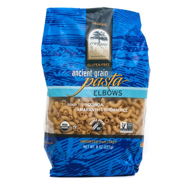 truRoots Ancient Grain Pasta Gluten-Free Elbows