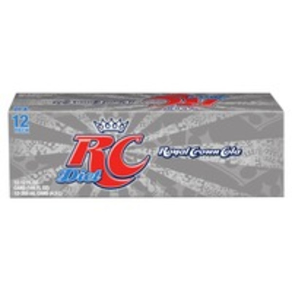 RC Diet Cola