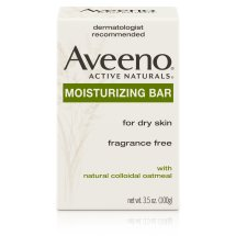 Aveeno Gentle Cleansing Moisturizing Bar, 3.5 Oz