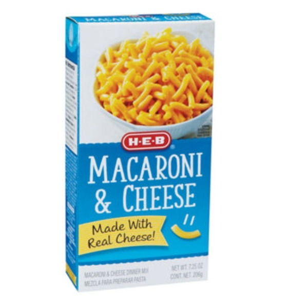 H-E-B Macaroni & Cheese