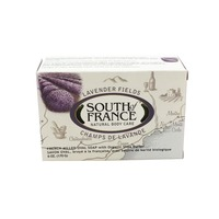 South of France Soap, French Milled Oval, Lavender Fields