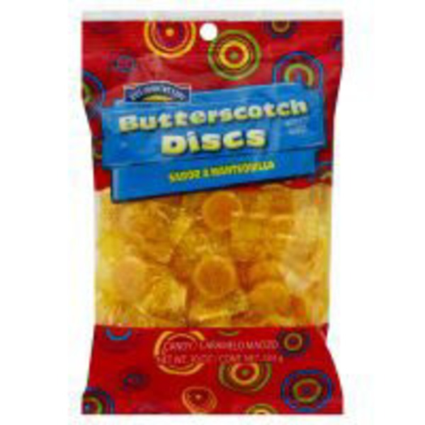 Hill Country Fare Butterscotch Discs