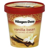 Häagen-Dazs Vanilla bean Ice Cream