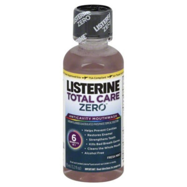 Listerine® Total Care Zero™ Fresh Mint Total Care Zero™