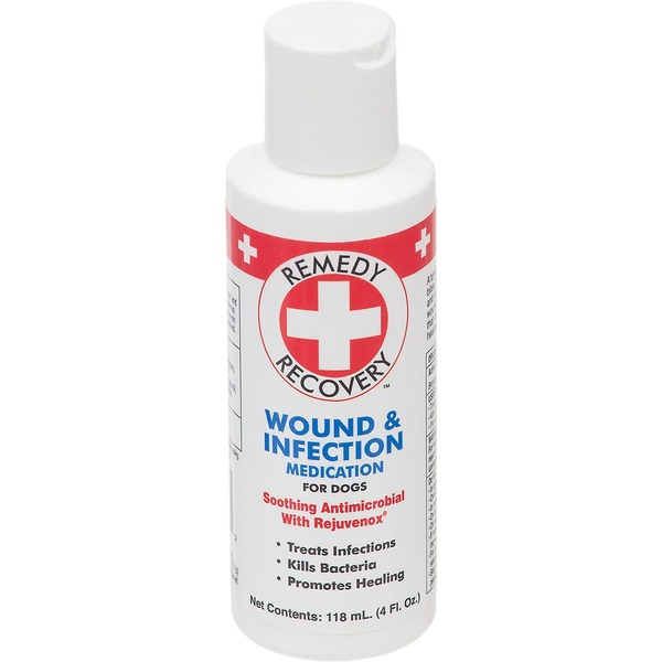 Remedy Recovery Wound & Infection Medication for Dogs