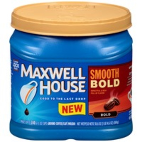 Maxwell House Smooth Bold Coffee
