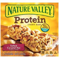 Nature Valley Salted Caramel Nut Protein Chewy Bars