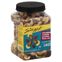 The Snack Artist Cranberry Almond Cashew
