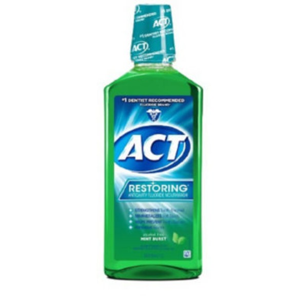 Act Mint Mouth Wash