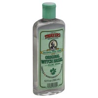 Thayers Natural Remedies Original Alcohol Free Witch Hazel With Aloe Vera