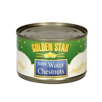 Golden Star Sliced Water Chestnuts
