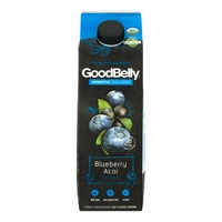 GoodBelly Probiotic Juice Drink Blueberry Acai Flavor