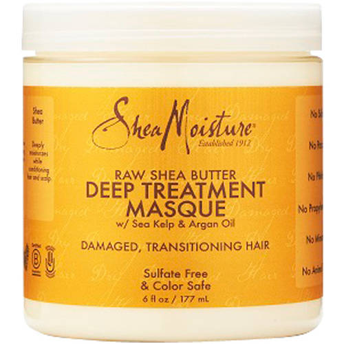 SheaMoisture Raw Shea Butter Deep Treatment Hair Masque