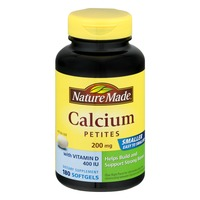 Nature Made Calcium Petites - 180 CT