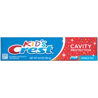 Crest Kids Crest Kid's Cavity Protection Sparkle Fun Flavor Toothpaste, 4.6 oz Dentifrice