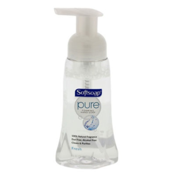 Softsoap Pure Foaming Hand Soap Fresh