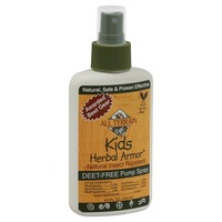 All Terrain Insect Repellent, Natural, Kids Herbal Armor, Pump Spray