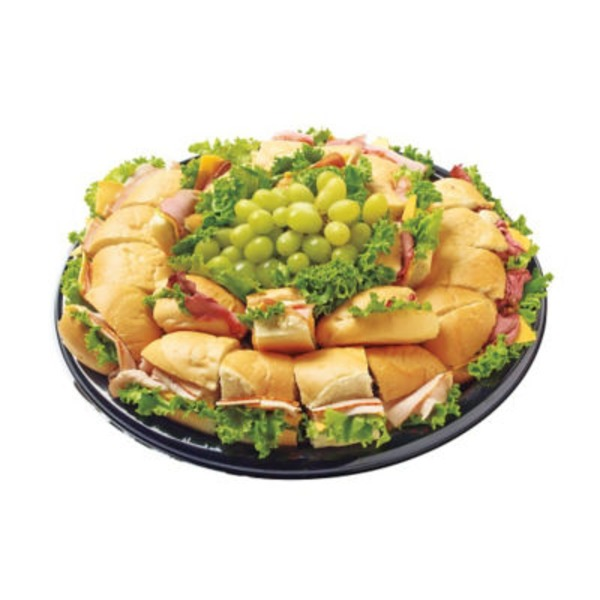 Boar's Head Assorted Submarine Roll Sandwich Tray