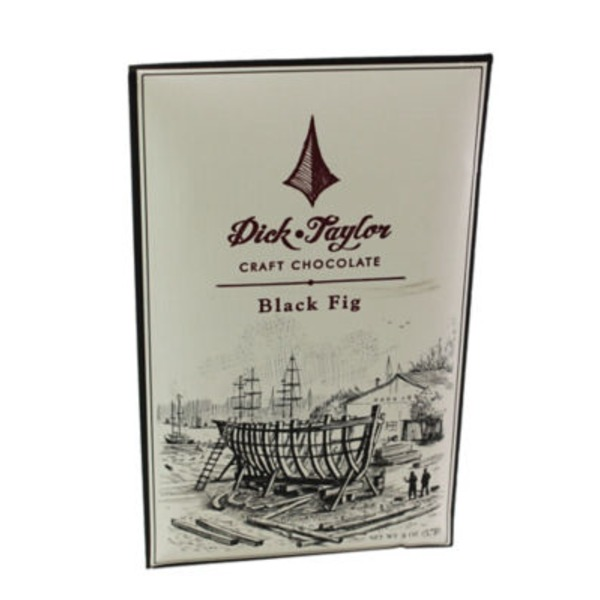 Dick Taylor Craft Chocolate Black Fig Bar