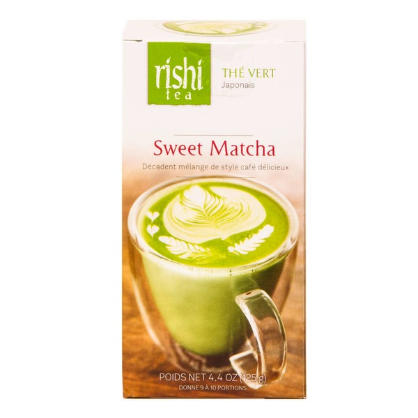 Rishi Tea Sweet Matcha Japanese Green Tea