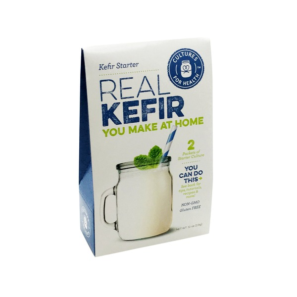Cultures for Health Real Kefir