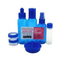 Mon Image Travel Bottle Pack 7 Piece