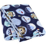 Garanimals Boating Buddies Printed Valboa Blanket