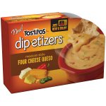 Tostitos® Dip-etizers™ Mexican Style Four Cheese Queso Dip 10 oz. Tub