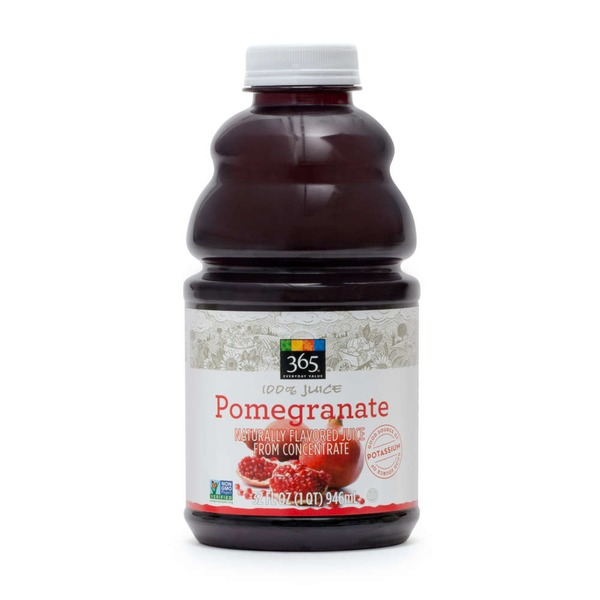 365 100% Pomegranate Juice