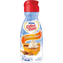 Coffee-mate Pumpkin Spice Liquid Coffee Creamer