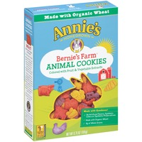Annie's Homegrown Animal Cookies Bernie's Farm Cookies
