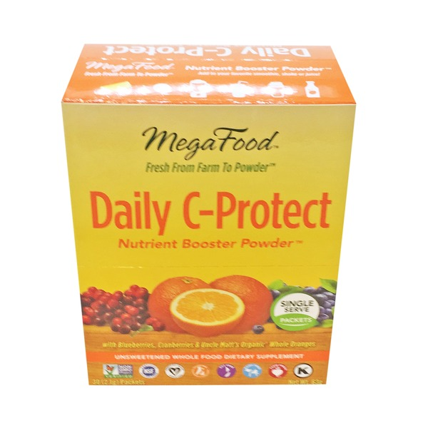 MegaFood Daily C Protect
