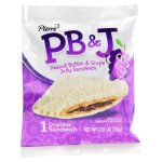 Pierre Peanut Butter & Jelly Sandwich Grape