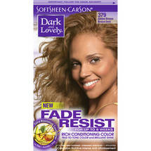 SoftSheen-Carson Dark and Lovely Fade-Resistant Rich Conditioning Color Natural Black Golden Bronze