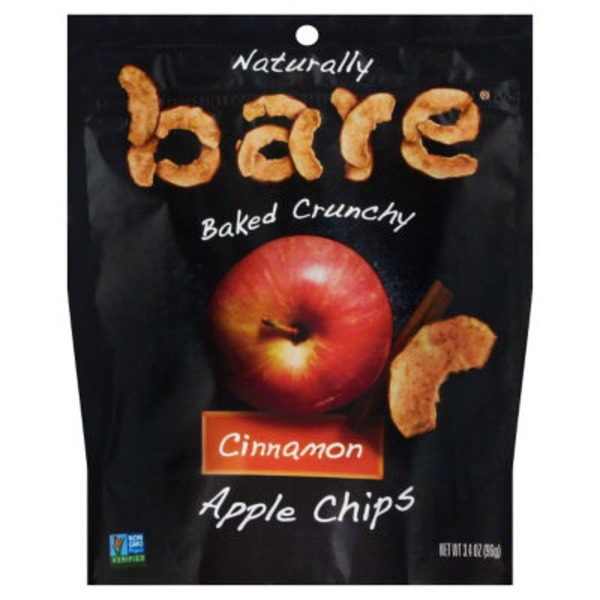 Bare Cinnamon Apple Chips