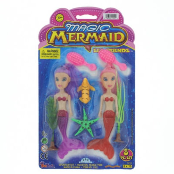 Funtastic Magic Mermaid Sea Friends