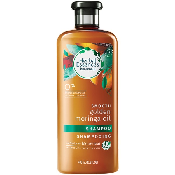 Herbal Essences Smooth Golden Moringa Oil Shampoo