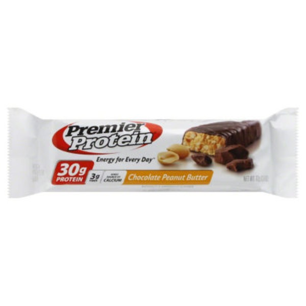 Premier Protein Chocolate Peanut Butter High Protein Bar