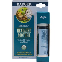 Badger Aromatherapy Headache Soother