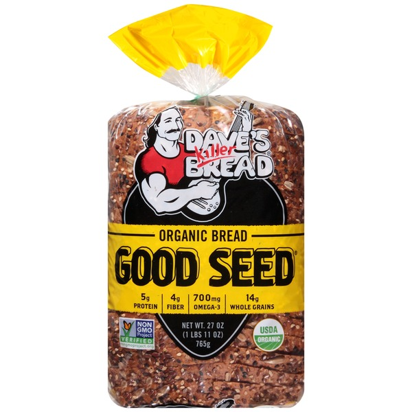 Dave's Killer Bread Good Seed Organic Bread