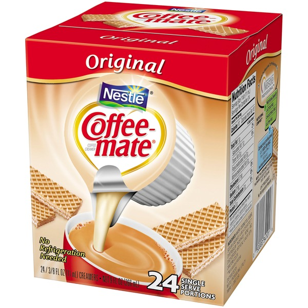 Nestlé Coffee Mate Original Liquid Coffee Creamer