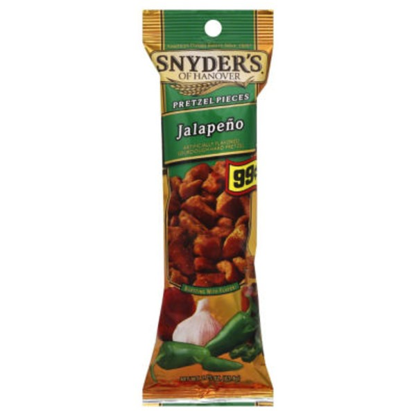 Snyder's of Hanover Jalapeno Pretzel Pieces
