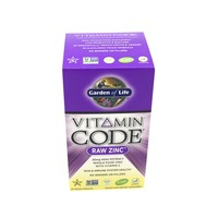 Garden of Life Vitamin Code Raw Zinc