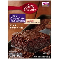 Betty Crocker Favorites Dark Chocolate Brownie Mix